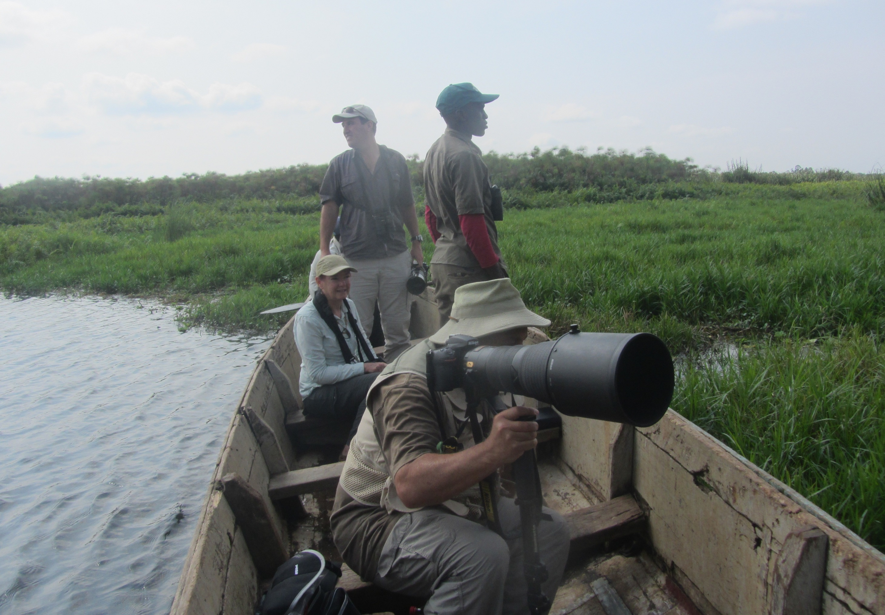 4 days Uganda bird watching tour Murchison Falls National Park