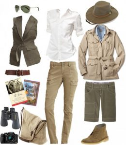 What to wear for a birding safari in Ugands